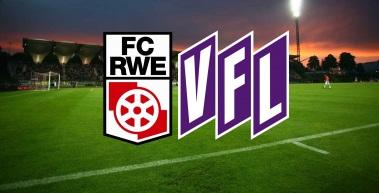 Nachholspiel gegen Osnabrück terminiert