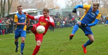 RWE schießt sich mit einem 4:1 in die nächste Pokalrunde
