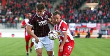 Erfolgreicher Saisonabschluss gegen den BFC Dynamo
