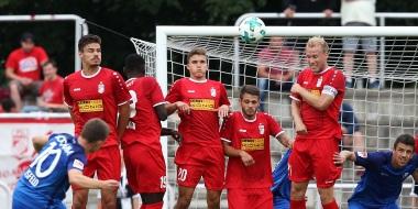 Thüringer Mediencup: RWE geht gegen Bochum unter.