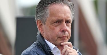 Rolf Rombach erklärt seinen Rücktritt als Präsident des RWE