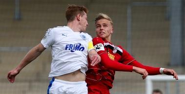 Rot-Weiß Erfurt unterliegt den Sportfreunden Lotte