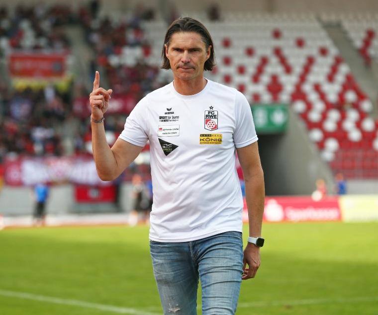 8. Spieltag Rot-Weiß Erfurt - BFC Dynamo