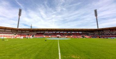 Rot Weiß Erfurt gewinnt zum 5. Mal in Folge