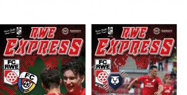 RWE-Express 2. Ausgabe 2020-21