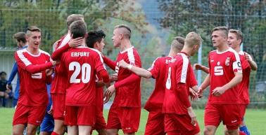 U17 - 3:0 gegen SV 03