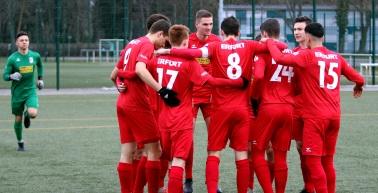 Botschaft des FC Rot-Weiß Erfurt