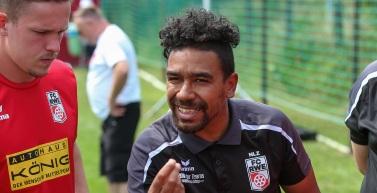 Manuel Rost übernimmt bis auf Weiteres die Rolle als Trainer