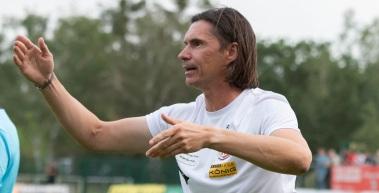 Interview mit Thomas Brdaric vor dem Spiel gegen Wacker Teistungen