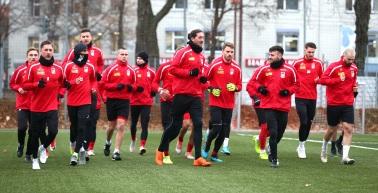 Rot-Weiß Erfurt in Vorbereitung gestartet
