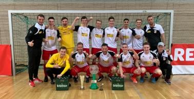 Rot-Weiß Erfurt gewinnt Halplus-Cup
