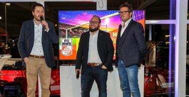 RWE- Sponsorenabend beim Autohaus König