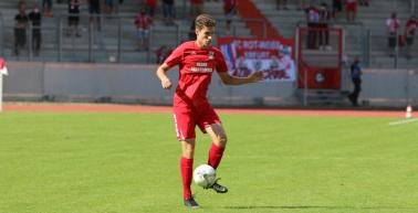 Donny Bogicevic verlässt den FC Rot-Weiß Erfurt