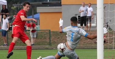 U19 im DFB-Pokal ausgeschieden