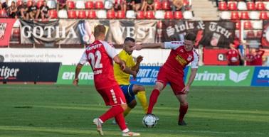 Vorbericht zum Spiel gegen den VfB Auerbach