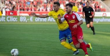 Rot-Weiß Erfurt und Lok Leipzig trennen sich 2:2 Unentschieden