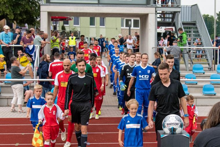 Pokalspiel Heiligenstadt