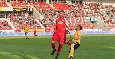 Vorbericht zum Spiel gegen den ZFC Meuselwitz