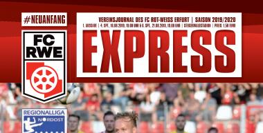 RWE Express 1. Ausgabe 2019/20