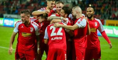 12. Spieltag 2019/20 Rot-Weiß Erfurt - Bischofswerdaer FV