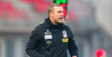 Robin Krüger wird neuer Cheftrainer