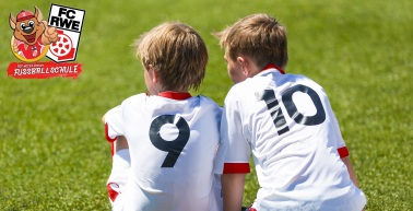 Ab sofort für die Rot-Weiß Erfurt Fußballschule anmelden
