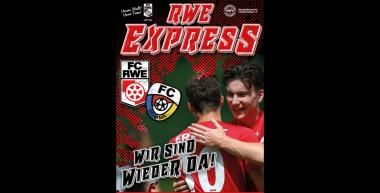 RWE-Express 1. Ausgabe 2020-21