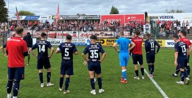 Unentschieden gegen den VfL Halle 96