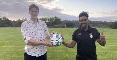 FC Rot-Weiß Erfurt verpflichtet Gabriel Persson