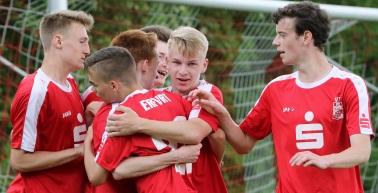 U19 ist Derbysieger, U17 unterliegt Cottbus