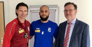 Francis Adomah verstärkt den FC Rot-Weiß Erfurt