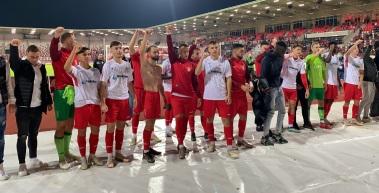 Deutlicher 3:0 Heimsieg gegen Wacker Nordhausen