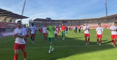 5:0 Heimsieg gegen den 1.FC Merseburg