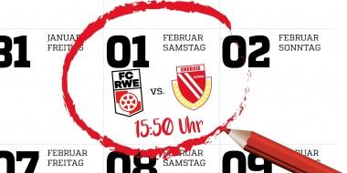 NOFV terminiert Spiel gegen den FC Energie Cottbus