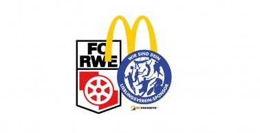 FC ROT-WEISS ERFURT und MCDONALDS Erfurt starten mit Neuer Digitalsponsoring-Plattform