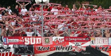 Testspiel gegen 1. FC Magdeburg