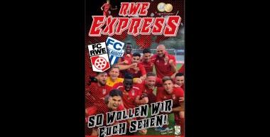 RWE-Express 4. Ausgabe 2020-21