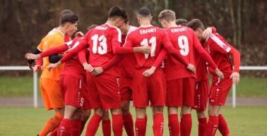 U19 unterliegt BFC, U17 holt Remis bei Hertha