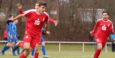U19 mit Kantersieg, U17 holt Unentschieden