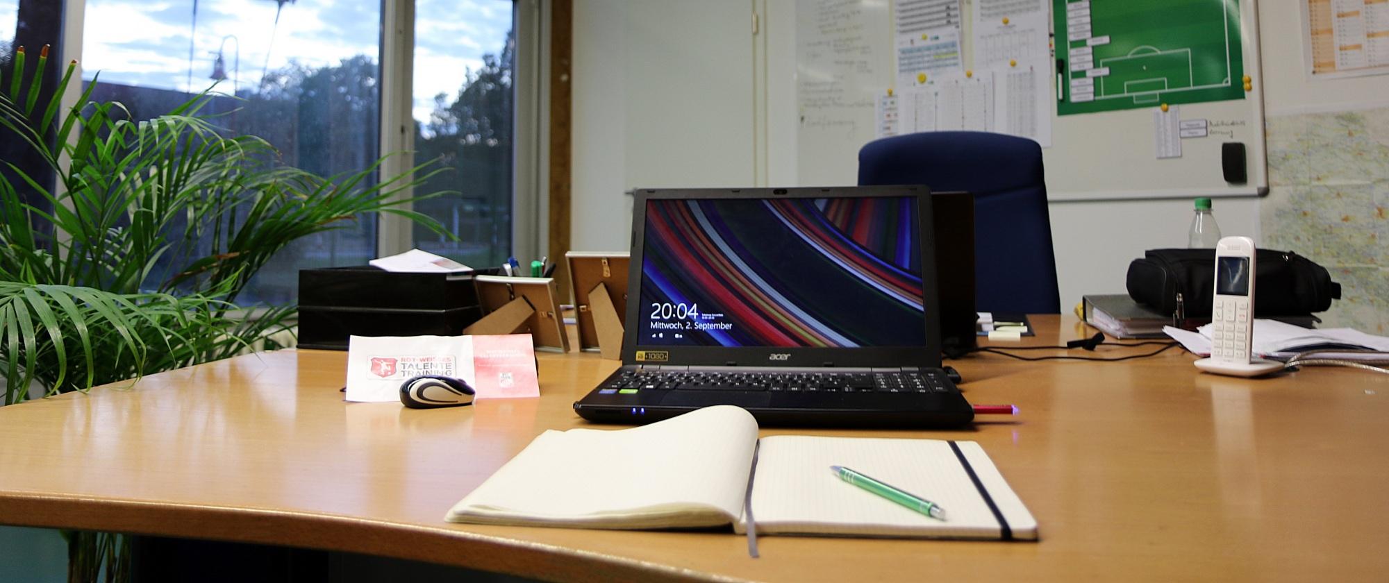NLZ - Bürozeiten