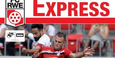 RWE-Express 02. Ausgabe 2017/18 - Spiel gegen den FC Hansa Rostock