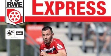 RWE-Express 04. Ausgabe 2017/18 - Spiel gegen den FC Carl Zeiss Jena