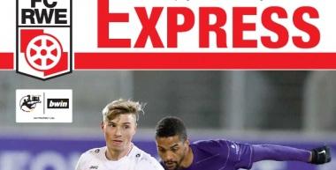 RWE-Express 10. Ausgabe 2017/18 - Spiel gegen den 1.FC Magdeburg