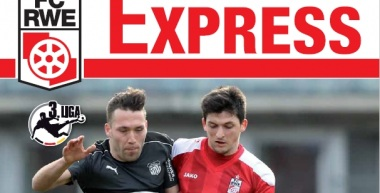 RWE-Express 13. Ausgabe 2016/17 - Spiel gegen den VfL Osnabrück