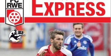 RWE-Express 17. Ausgabe 2016/17 - Spiel gegen den SC Preußen Münster