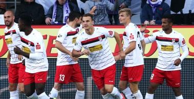 RWE schlägt wieder zu: 1-0 Sieg in Osnabrück