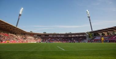Ausgliederung von Profi-Mannschaft und U 19 in die FC RWE Fußball GmbH