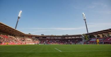 FC Rot-Weiß Erfurt stellt Spielbetrieb ein