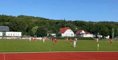 Vierter Test gegen den SV Donaustauf endet 1:1 Unentschieden