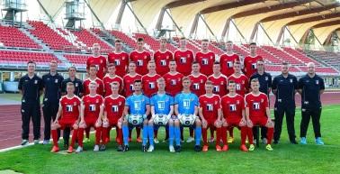 U19 startet in die Bundesliga - Saison